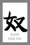 Slave Lettering